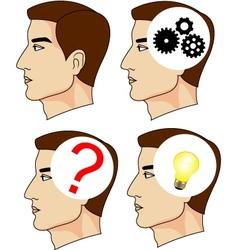 People Man vector image vector image