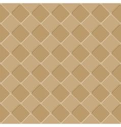 Big mosaic seamless background vector