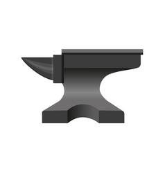 Blacksmith anvil vector