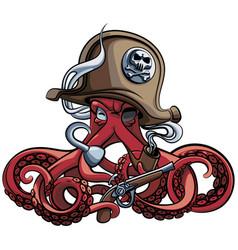 Octopus orsair vector