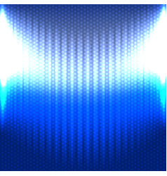 abstract background with electric discharge vector image