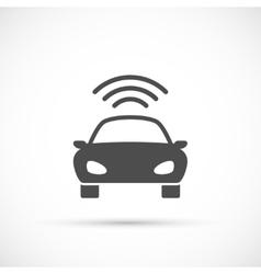 Car basic icon vector
