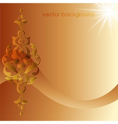 Decorative cover template sixty four vector