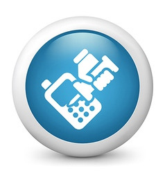 Cellphone Repair Icon vector image