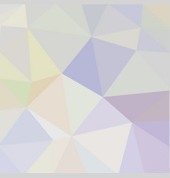 Abstract soft geometric background with triangles vector