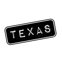 Texas rubber stamp vector