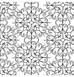Abstract graphic classic pattern vector