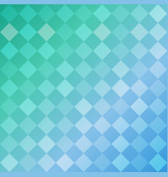 blue geometric background of shapes rhombus vector image