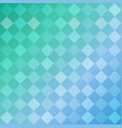 blue geometric background of shapes rhombus vector image