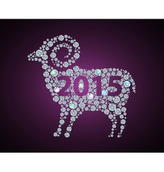 2015 sheep vector