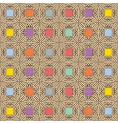 Aboriginal abstract pattern vector