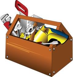 Set of tools vector