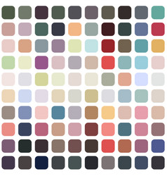 abstract colorful seamless mosaic pattern vector image vector image