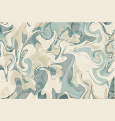 marbled paper turquoise craft product texture for vector image