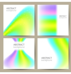 AbstractCards vector image