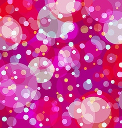 Bubbly fun background vector