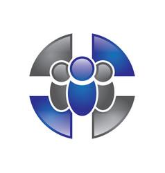 Hospital logo vector