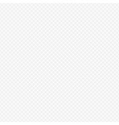Rhombus Modern white pattern vector image