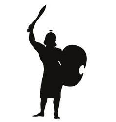 Persian Warriors Theme vector image vector image