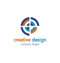 Creative Design Logo vector