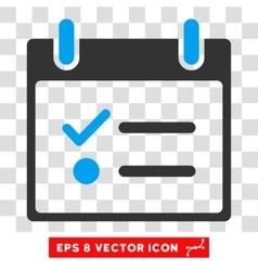 Todo List Calendar Day Eps Icon vector