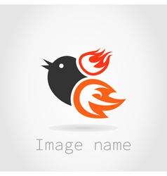 Birds2 vector image vector image