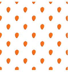 mango pattern seamless vector image