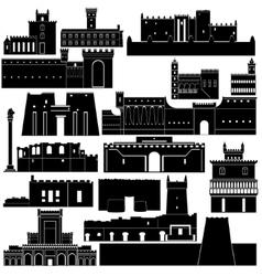 Architecture-2 vector