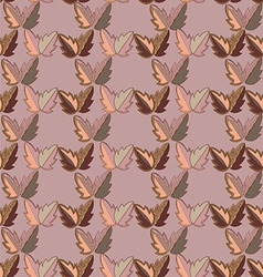 Pattern sheets plain brown for graphic design vector image