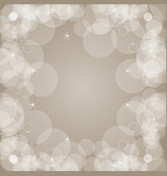 grayscale bubbles background icon vector image vector image