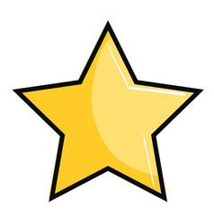 Happy sky star vector