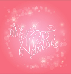 light valentines day 380 vector image