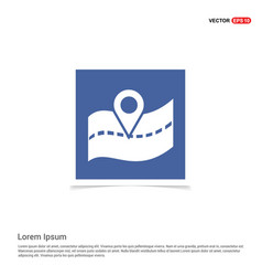 Blue Map Pin Black Background Vector Images (over 190)