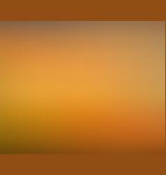 red orange fall season simple blurred gradient vector image