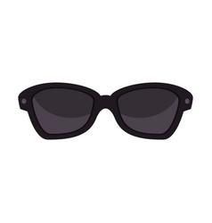 Fashion sunglasses accesorie vector