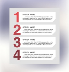 Process template vector