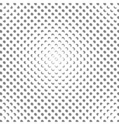 Simple seamless polka dot background EPS vector image
