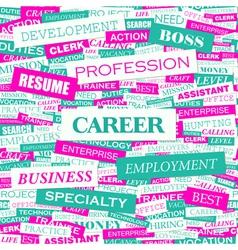 Career vector