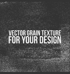 grain texture for your design vector image