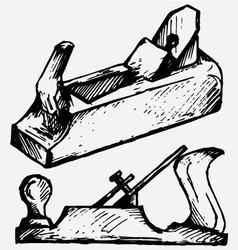 Wood tool vector