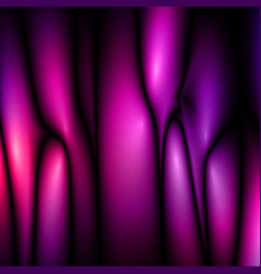 Abstract horizontal background with trend vibrant vector