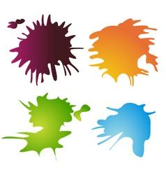 Grungy design element vector
