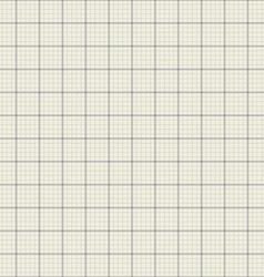 Seamless graph pattern Modern stylish texture vector image