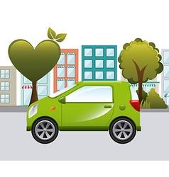 Eco friendly vector