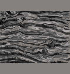 Texture and pattern of bark vector