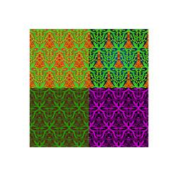 designs batik semarang vector image