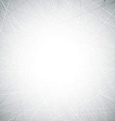 Grey technology background vector image