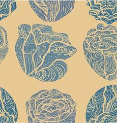 MustardFlowers vector image