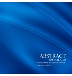 Blue Template Abstract background with vector