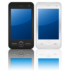 phone mobile vector image